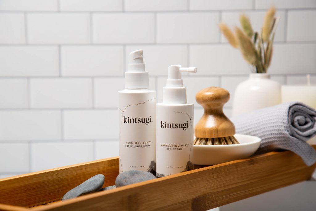 moisture bond & awakening mist | Kintsugi