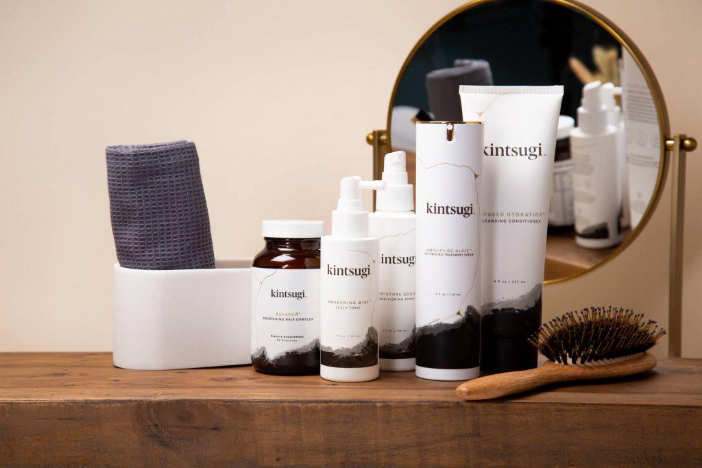 hair products | Kintsugi
