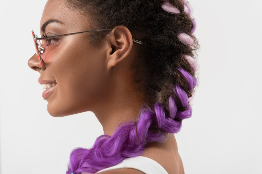 french braid | Kintsugi Hair